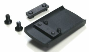Glock Montageadapter für Docter Sight 2 u. 3