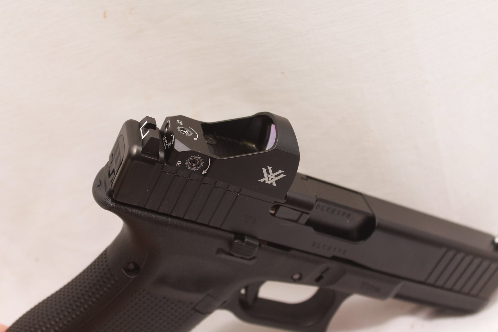 Glock 17 Gen5 MOS Alle Ersatzteile für Ihre Glock